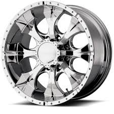 Wheels: HE791 MAXX