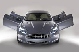 Aston Martin Rapide pricing announced