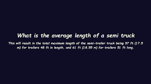 What Is The Average Length Of A Semi Truck - YouTube Pro Series Truck Paint Booth Accudraft 2018 New Hino 155 16ft Box With Lift Gate At Industrial Porters Standard Length Muffler Porter Mufflers Hot Rod 1005 Tf1 Configured As Pup Trailer 8 Popular Facts About Semi Cabin Wise Finance Solutions Magline Gmk16ua4 Gemini Jr Convertible Hand Pneumatic Wheels Parts Of A Diagram My Wiring Diagram Tesla Elon Musk Reveals With A Model 3 Heart Fortune Turning Radius Trucks The Ultimate Buying Guide Little Salesman Rts 18 Nz Transport Agency