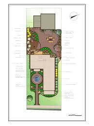 100 Narrow Lot Design LotlandscapedesignStLouis Passiglias