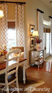 Living Room Curtain Ideas Pinterest by Best 25 Dining Room Curtains Ideas On Pinterest Dining Room