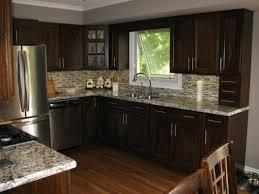 Kitchen Backsplash Pictures With Oak Cabinets by Gorgeous Oak Cabinets Painted Oak Cabinets After Remodel Beige
