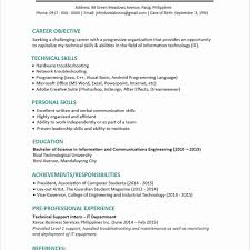 30 Professional Online Resume Sample Images Popular Resume Example