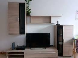 eiche anbauwand wohnzimmer ebay kleinanzeigen