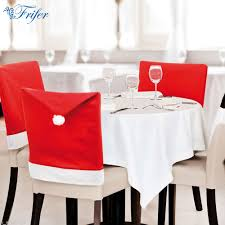 US $8.79 36% OFF 6pcs/set Hot Sale Santa Clause Red Hat Chair Covers  Decorative Christmas Dinner Table Party Home Decoraton Cloth Chairs  Cover-in ... Decorative Chair Coversbuy 6 Free Shipping Alltimegood Ding Room Covers Short Super Fit Stretch Removable Washable Cover Protector Print Office Cube Decor Zone Desk Southwest Wedding Stylists And Faux Linen Sand Summer Promoondecorative 60 Off Today Coversbuy Free Shipping 49 Patio Amazoncom Duck