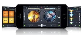 DJ App for iPhone djay by Algoriddim