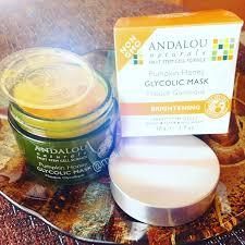 Andalou Naturals Glycolic Mask Pumpkin Honey by Como Funciona Mascarilla De ácido Glicolico Andalou Naturals