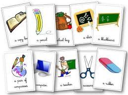 materiel de cuisine en anglais matériel de classe anglais aux cycles 2 3 flashcards leçons dominos