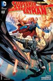 Comic Book WORLDS FINEST 31