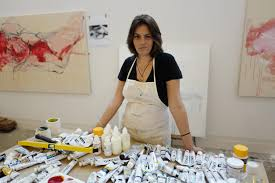 Tracey Emin My Bed by Tracey Emin Pushes Her Art Forward Through A Marriage To A Stone