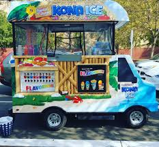 Check Out Our Latest Edition...the Kona Kiosk! It Does Everything ... Used Mister Softee Ice Cream Truck For Sale 2005 Wkhorse Pizza Food In California These Franchisees Are On Fire Not When It Comes To Philanthropy Shaved Vendor Stock Photos Images Alamy Mojoe Kool Hawaiian Shave Snoballs Truck Rolls Into Midstate All Natural Shaved Ice Company Vintage Snow Cone Trailer Logos Gmc Mobile Kitchen For Sale Texas Los Angeles Polar Tropical Sweet Treats Nashville Mile High Kona Denver Trucks Roaming Hunger