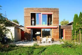 maison en cube moderne ophrey maison moderne cube en bois prélèvement d