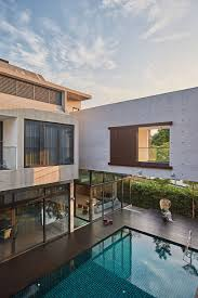 100 Concrete House Design This Minimalist Is A Clever Mix Of And Glass