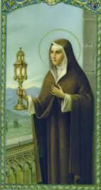 st clare saints catholic