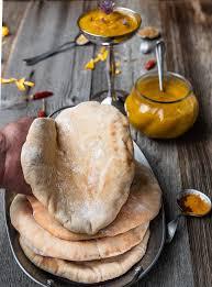 laffa brot weiches pita fladenbrot für sandwiches sabich