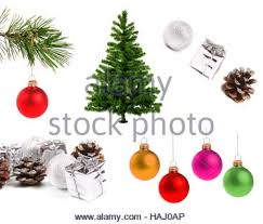 Kinds Of Christmas Trees by Variety Of Colorful Christmas Tree Ball Ornaments Piled On White