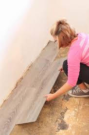 HomeLuxury Vinyl Plank Flooring Install 15 Nice 19 Tile081