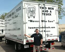 100 Two Guys And A Truck Indianapolis Men And A