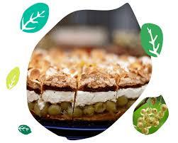rezept stachelbeerbaiser torte welzcare