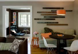 Eclectic Modern Tudor Family Room Via Ida Architects