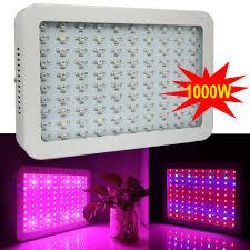 1000w plant grow led light bulb spectrum l hydroponic