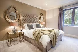 Headboards With Mirrors Custom 40 Bedroom Decor Decorating Design Of Stylish