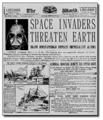 Sinking Of The Uss Maine Newspaper by The 5 Ballsiest Lies Ever Passed Off As Journalism