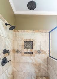 Tile Floor Images White Diy Shower Bathrooms Tiled Image Ceiling ... Bathroom Tile Idea Use The Same On Floors And Walls Great Blue Lighting False Ceiling Designs With Fan Creamy 30 Awesome Diy Stenciled Ceilings That Exude Luxury With Pictures Best 50 Pop Design For Roof Zacharykristen Curtains Ideas Coolwer Curtain Small Bold For Bathrooms Decor Home Pictures Depot Panels Trim Lights 3203 25 Tile Ideas Small Bathrooms And How To Remove Mold Anti Attic Rooms 21 Ways To Capitalize On Your Top Floor Bob Vila Inspiring 20 Basement Budget Check