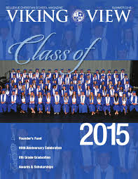 Bellevue Singing Christmas Tree Live by Viking View Summer 2015 By Bellevue Christian Issuu