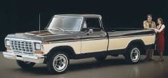 the history of the ford f series in the 20th century