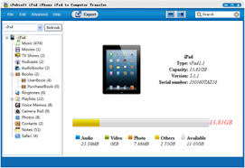 All in one iPubsoft iPad iPhone iPod to puter Transfer for
