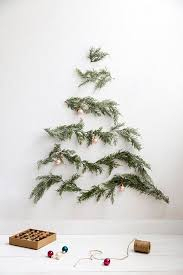 Tree Wall Decor Ideas by 25 Simple And Creative Christmas Trees In The Wall House Design