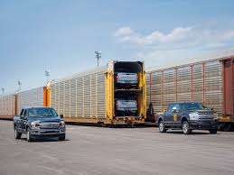 100 Ford Truck Values An Electric Pickup Really Could Pull A Freight Train