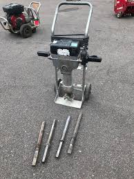 Husky Wet Tile Saw by Whiteford Contractors Post Hole Digger Generator Tile Saw