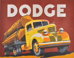 Unknown - Original Vintage Advertising Poster Featuring A Dodge VC ... Vintage Dodge Pickup Truck Youtube 10 Pickups Under 12000 The Drive Trucks Dump Album On Imgur 1955 Hot Rod Network Legacy Power Insidehook Coolest Wagon Trucks Offroad And Old Car Editorial Photography Image Of 1946 A 1949 That Stole Our Hearts Well Crafted Pizza Wood Fired Farm Find 1953 5 Window Pickup Vintage For Sale Rental Steven Serge Thirties This Truck Dates From 1935 Flickr