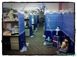 Office Christmas Decorating Ideas For Work by Christmas Decoration For Work Office Christmas Decoration Ideas