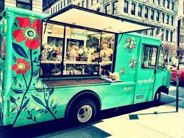Cupcakes In Ameliaus A M E L I U S F O W R T C K Flower Truck Nashville
