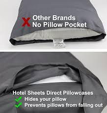 Amazon Hotel Sheets Direct 100% Bamboo 4 Piece Bed Sheet Set