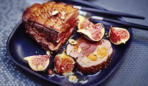 cuisiner le magret recette rôti de magret de canard figues abricots recettes les