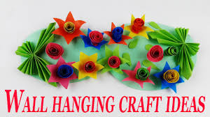 Trust This DIY Wall Hanging Tutorial Video Will Help You To Make Some Marvelous And Fine Looking Room Decoration Ideas Decorate Your
