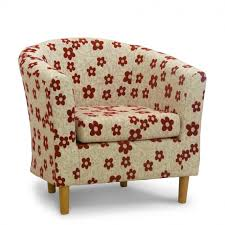 furniture tub chair slipcover for elegant mid century armchair