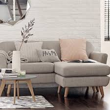 Eames Sofa Compact Used by Loft Tromso Compact Sofa Compact Contemporary Design For Easy