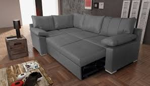 Buy Brown Leather Sofa Beds EBay