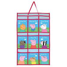 Peppa Pig Wardrobe Organiser
