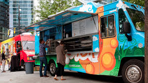 Food Trucks Are Rolling In On Your Restaurant