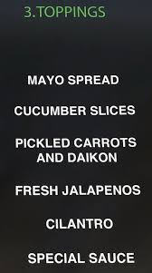 100 Salt Lake Food Trucks Banh Mi Time Food Truck Menu SLC Menu