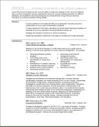 Resume Example Skills And Qualifications Danaya Us