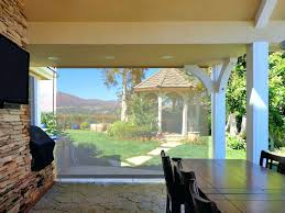 patio ideas outdoor curtains drapes and shades patio drapes