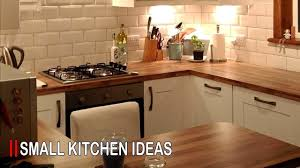 100 Kitchen Designs In Small Spaces Photo Gallery For