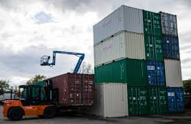 100 Shipping Containers California Storage In Northern